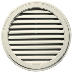 Builders Edge 120033636082 36' Round Vent 082, Linen *** Details can be found by clicking on the image.
