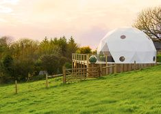 Eco Pod in Devon