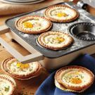 Try the Sunny-Side Up Breakfast Pies Recipe on williams-sonoma.com/