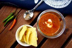 Mexikanische Suppe  Mexican Soup  http://babyrockmyday.com/mexikanische-suppe-2/
