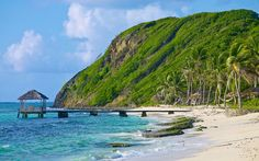 Petit St. Vincent  Though popular with the yachting crowd, the Grenadines have yet to be touched by mass tourism. Here, you'll find one of the Caribbean's most iconic resorts, a place that encourages disconnecting: Petit St. Vincent, a 115-acre isle with 22 stone-walled cottages that have no TVs, Wi-Fi, or phones.