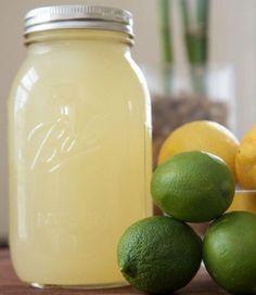 Recette de Gatorade maison 100% naturelle : Faites le plein d'électrolytes sans le surplus de sucre et autres cochonneries - Trucs et Astuces - Trucs et Bricolages