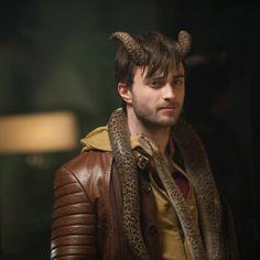 daniel radcliffe london (@danielradlondon) | Twitter Daniel Radcliffe Horns, Horns Movie, Ghost Movies, Juno Temple, Kimberly Guilfoyle, Movies 2014, Donald Trump Jr, British Men, Period Dramas