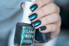 Glam Polish Don't Go in the Woods