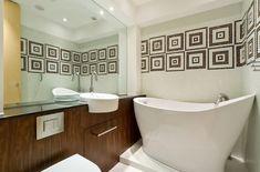 20 banheiros pequenos para você se inspirar - limaonagua