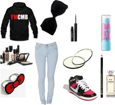 """""""YMCMB"""" by shenna22 ❤ liked on Polyvore"""