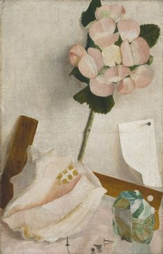 Ángel Zárraga (1886-1946) - Naturaleza Muerta, 1945