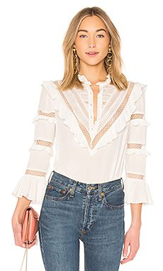 online shopping for Rebecca Taylor Silk & Lace Top from top store. See new offer for Rebecca Taylor Silk & Lace Top 11 Clothing, Revolve Clothing, Bohemian Blouses, Lace Blouses, Lacy Tops, Rebecca Taylor, Lace Inset, Beautiful Blouses, Stylish Dresses