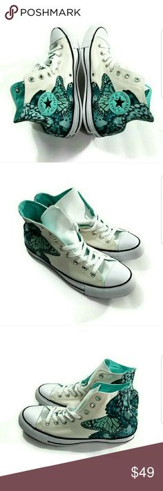 New Converse All Star womens Brand new without box. Size 10 for womens. Get them while you can, these are my best sellers and only have a few left 😁 Converse Shoes Sneakers