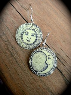 sun moon accessories gift ideas celestial by MoonHeartStudios, $18.00