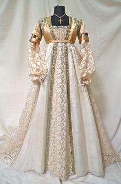 Costume design for Romeo and Juliet (2013), by Swarovski and costumer Carlo Poggioli.