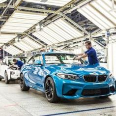 AUTORUTA ONLINE | BMW comienza producción del nuevo M2 en Leipzig