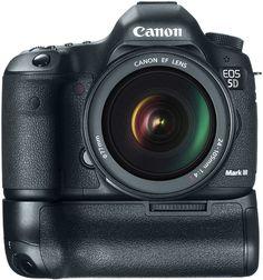 Canon 5D Mark III. I want this so badly.
