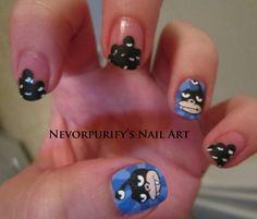 Futurama's Nibbler Nails