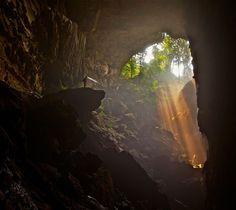 Tham Nam Lang Cave @ Pang Mapha, Thailand