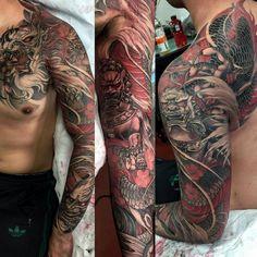 MasterMike of Inkfiend Tattoo