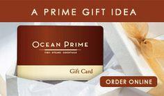 A Prime Gift Idea