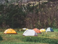 #35mm #adventure #analog camera #camping #camping site #chile #hike #mountains #national park #nature #tents #torres de paine