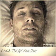 #Supernatural - Season 7 Episode 3 Supernatural Season 7, Episode 3, Girl Next Door, Winchester, It Cast, Seasons, Movie Posters, Seasons Of The Year, Film Poster