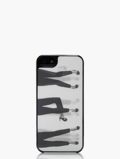kate spade, dancing lenticular iphone 5 case - $40