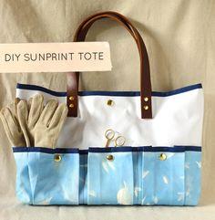 Tote bag on Pattern Bag