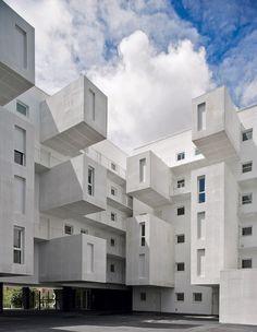Жилой комплекс, Мадрид, Dosmasuno Arquitectos