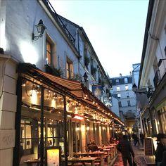 Walking in Saint-Germain