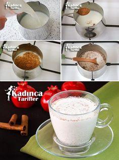 Metabolizma Hızlandıran Yağ Yakıcı Zayıflatan Tarçınlı Süt Kürü