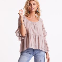 Love crush blouse, crystal paste