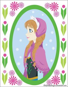 Princess Anna by TheKohakuDragon.deviantart.com on @deviantART #frozen #disneyprincess #disney