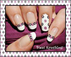 Pieni Kynsiblogi - A Tiny Nail Blog: ranskalainen manikyyri - French manicure