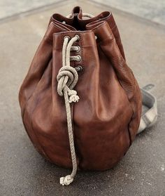 LVC Boxer Bag at Bench Loom (Renaissance)