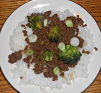 Korean Beef and Broccoli - Hezzi-D's Books and Cooks