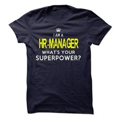 I'm A HR MANAGER T Shirts, Hoodies. Check price ==► https://www.sunfrog.com/LifeStyle/Im-AAn-HR-MANAGER-32701158-Guys.html?41382 $23