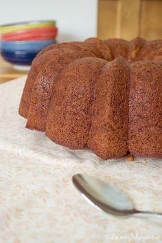 Bundt cake calabaza y especias