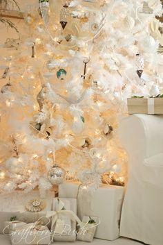Craftberry Bush: Christmas House Tour 2012 Stop #7....SURPRISE!