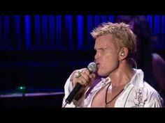 Billy Idol - Eyes Without a Face Live (HD)