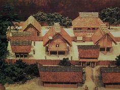 himiko's palace, osaka yayoi cultural center
