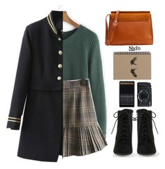 """Art class"" by gabygirafe ❤ liked on Polyvore featuring Fujifilm"