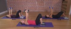 10 Minutes to Tone: Arm Workout !