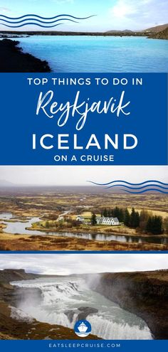 Best Things to Do in Reykjavik Iceland on a Cruise If your cruise vacation or travel includes a stop in the cruise port of Reykjavik there are many day trips and tours t. Cruise Europe, Cruise Port, Cruise Travel, Cruise Vacation, Cruise Tips, Bermuda Vacations, Bahamas Vacation, Visit Reykjavik, Reykjavik Iceland