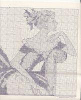 Gallery.ru / Фото #3 - MD147 - Veronica - alandazc Verona, Cross Stitch Charts, Cross Stitch Patterns, Pictures, Color Charts, Elegant Lady, Crossstitch, Cross Stitch Boards, Embroidery Stitches