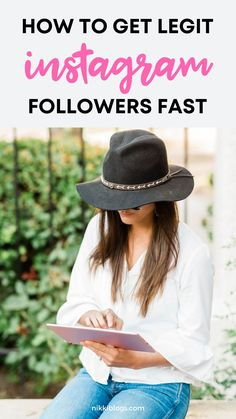 Learn how to get Instagram followers fast with these 2 secret influencer growth hacks! See how I grew my account to over 15,000 in less than 2 years with minimal effort. Grow an organic following with real people who love what you do. Click here to start! #instagram #instagramfollowers #instagramhacks #instagramgrowth #getinstagramfollowers