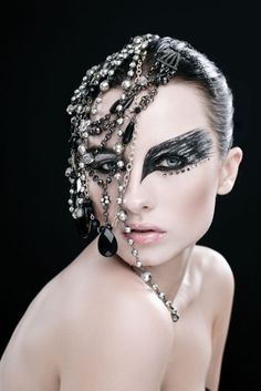 1000 images about ballet dance makeup on pinterest black swan makeup black swan and black. Black Bedroom Furniture Sets. Home Design Ideas