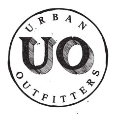 Urban Outfitters Logo  Ready made logos  http://www.etsy.com/shop/BannerSetDesigns