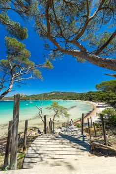 The 17 most beautiful beaches in France in 2019 - Notre-Dame beach The place: Porquerolles Bordered by: the Mediterranean Sea The little anecdote: fr - Most Beautiful Beaches, Beautiful Places, Beautiful Beautiful, Places To Travel, Places To See, French Beach, French Summer, Beaches In The World, South Of France