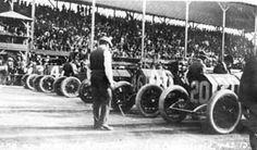 25 Mile Race at Kern County Fair Association Race Track, 4-27-1913