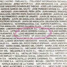 """""""La Universidad de Cádiz, distingue al millar y medio de empresas y entidades, que han colaborado en las prácticas curriculares de más de 15.000 alumnos"""".  Orgullosa de ser un granito de arena.  LOVE #contamoshistoriasdeamor #love #amor #happy #feliz #UCA #universidad #Cádiz #inspiration #handmade #design #decor #deco #work #wedding #weddingdress #weddingplanner #weddingplannercadiz #boda #bodasunicas #bodasbonitas #chocolate #candybar #fashion #fashionblogger"""