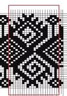 Peruvian patterns Schematic: 6 thousand results found on Yandex.I … – knitting charts Intarsia Knitting, Intarsia Patterns, Fair Isle Knitting Patterns, Knitting Charts, Mosaic Patterns, Loom Patterns, Stitch Patterns, Crochet Patterns, Filet Crochet Charts