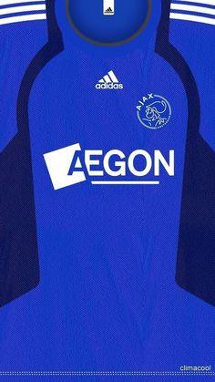Soccer Kits, Football Kits, Afc Ajax, Classic Football Shirts, Soccer Poster, Football Wallpaper, Adidas, Sports, Soccer Jerseys